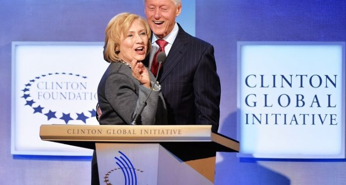 Clinton Foundation Accepted Undisclosed $1 Million Gift from Qatar