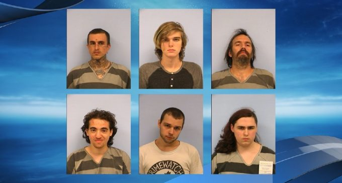 Communists Arrested After Assaulting Trump Supporters