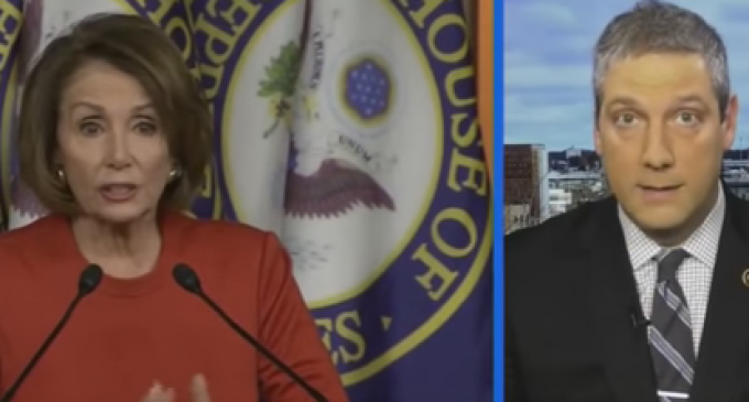 """Pelosi Challenger: Democrat Party is """"Not Even A National Party At This Point"""""""