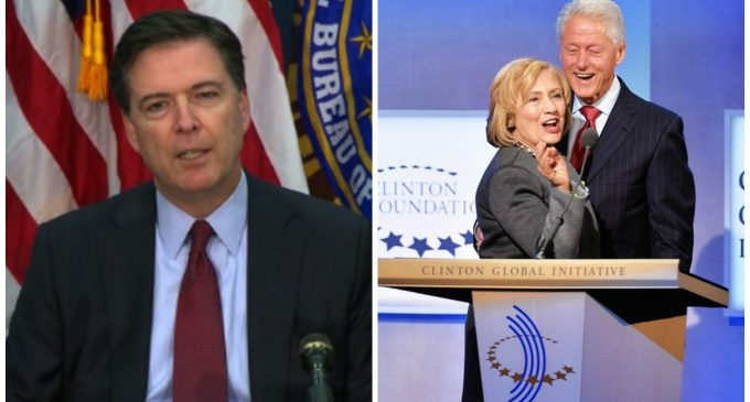 FBI Investigating Claims of Bribery at Clinton Foundation