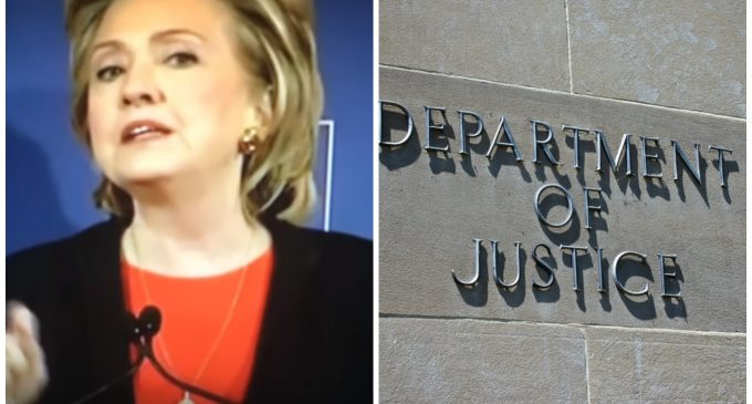 Wikileaks Uncovers Hillary Mole Inside Justice Department