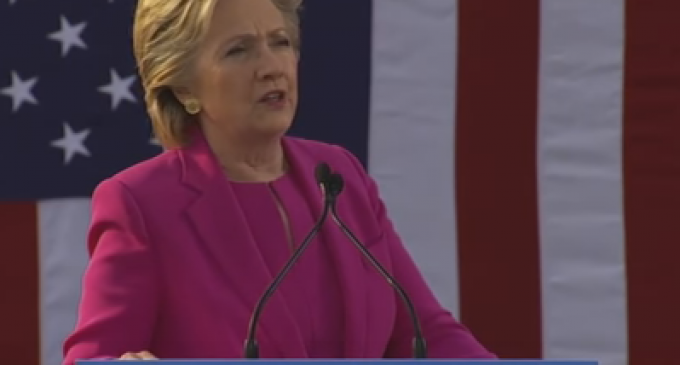 Hillary Forgets Where She Is