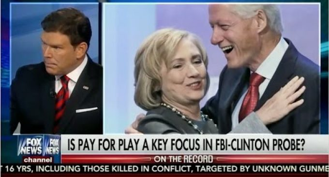 Justice Department Ordered FBI To Stand Down After Obtaining Audio Evidence of Clinton Corruption