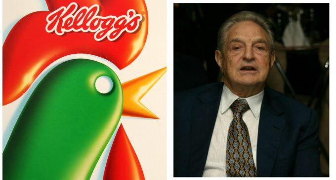 "Boycott Effort: Kellogg's Drops Ads on Breitbart, Claims It Does Not Reflect ""Company Values"""