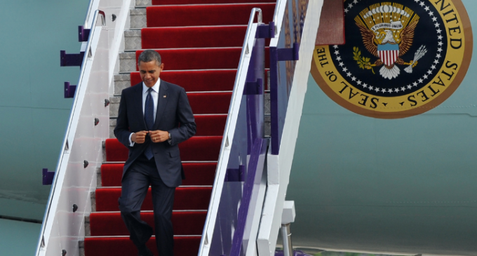 Obama's Final Foreign Trip Billed as 'Group Therapy' for World Leaders