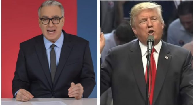 Olbermann: Trump is 'Dangerously, Psychologically Imbalanced', Represents an Existential Threat to the United States