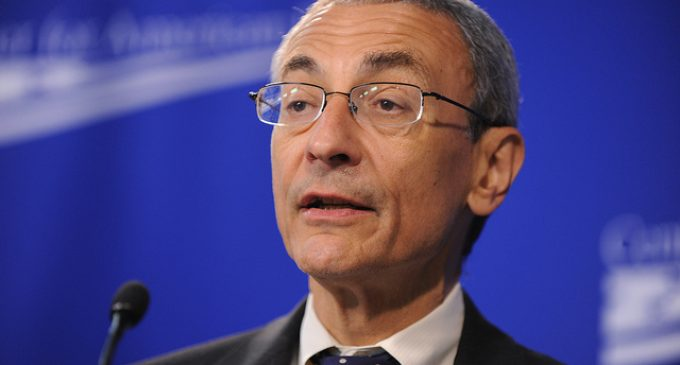 Report: John Podesta May Have Violated Federal Law by Not Disclosing Links to Russia, Putin