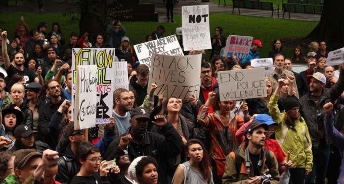 Half of Portland's Violent Protestors Didn't Bother to Vote