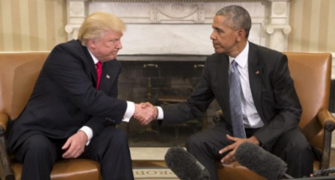 Seven Ways Obama is Attempting to Sabotage Donald Trump
