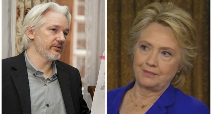 Wikileaks Provides Strong Evidence of Criminal Intent on Part of Clinton Camp