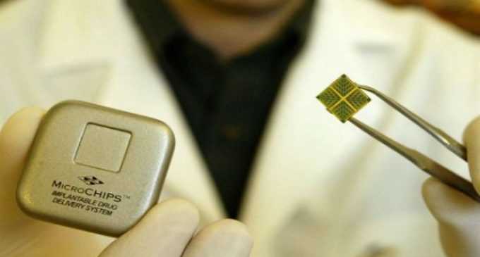 House Overwhelming Passes Bill to Microchip Citizens with Mental Disabilities