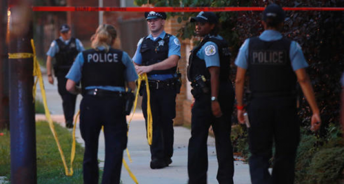 Over 40 Shot In Chicago Over Holiday Weekend