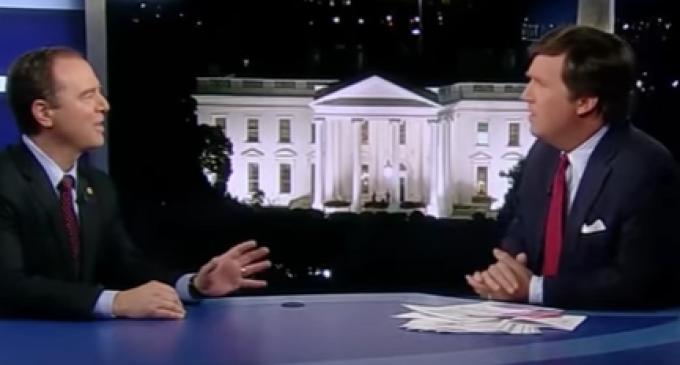 Dem Congressman Accused Tucker Carlson of Working on Behalf of Russia