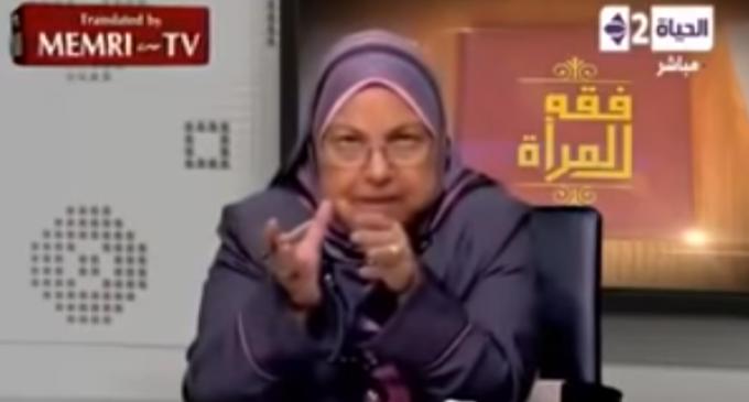 Female Islamic Scholar: Muslims Can Rape 'Non-Muslim Women'