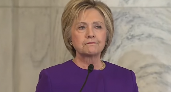 """Hillary Clinton: l Lost Because of """"Fake"""" News"""