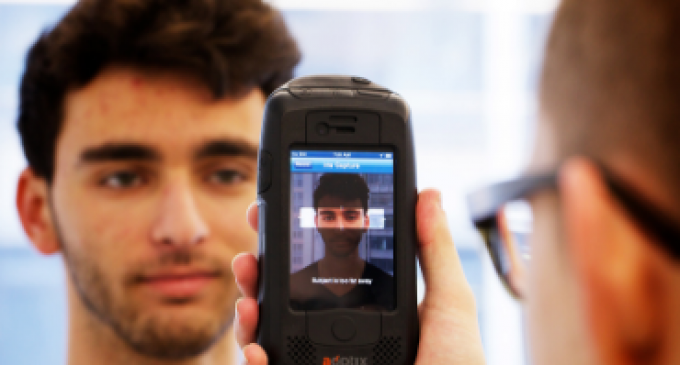 Coming Requirement for Ball Games: Iris and Fingerprint Scans