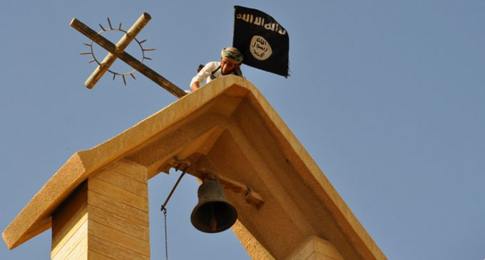 ISIS Makes List of American Churches to Attack