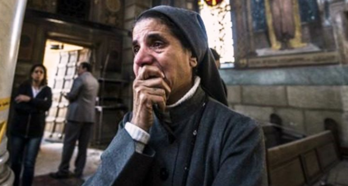 Islamic Bombing in Cairo: Pictures and Video of the Aftermath