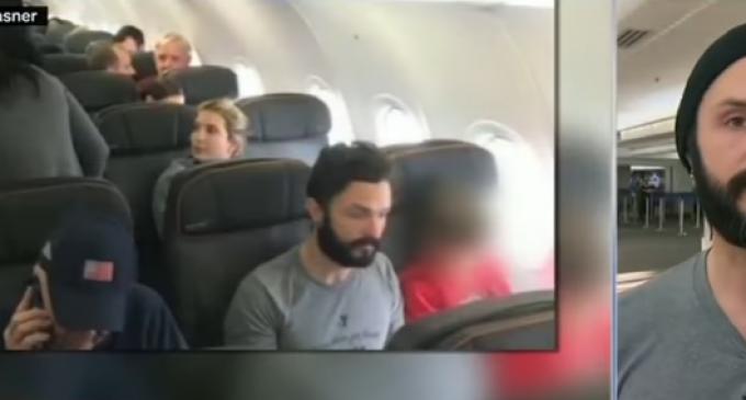 "Ivanka Trump Harassed by ""Tolerant"" Liberal on Plane"