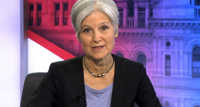 Jill Stein Pushes DOJ to Investigate Electoral System