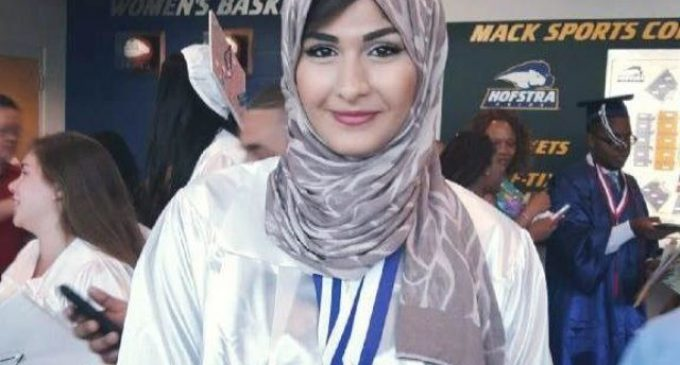 Muslim Woman Who Fabricated Hate Crime Arrested