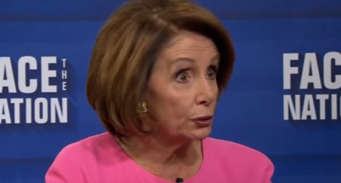"""Pelosi: People Don't Want """"New Direction"""" After Trump's Victory"""