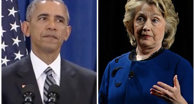 The Problem with Hillary Accepting a Pardon from Obama