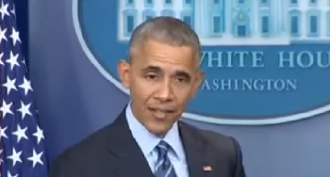 """Obama: Parts of the Constitution are """"Vestiges"""" of an Earlier Version of America"""
