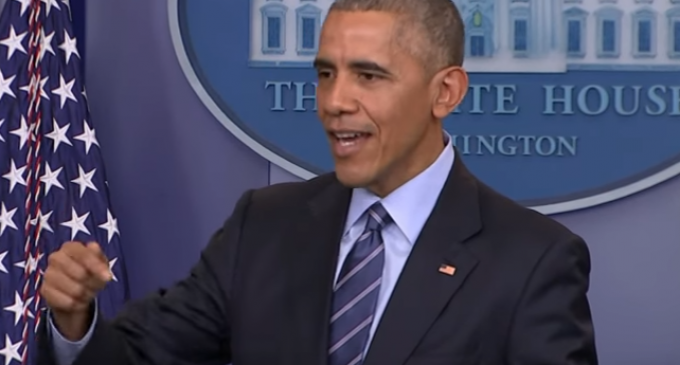 Obama: Reagan Would Roll Over in Grave at Pro-Putin Republicans
