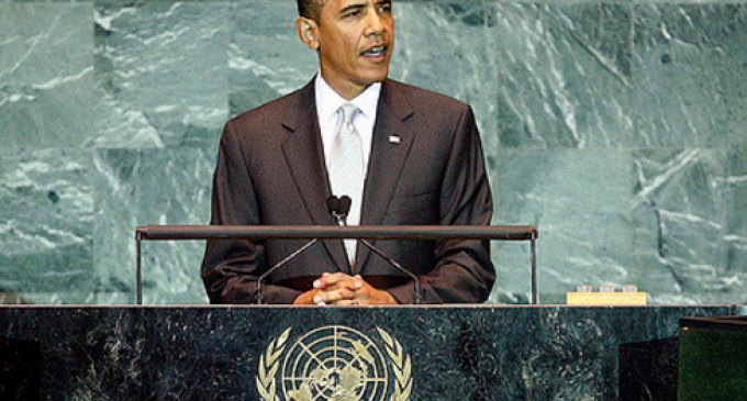 Obama Makes Last-Minute Push to Ratify UN Gun Treaty