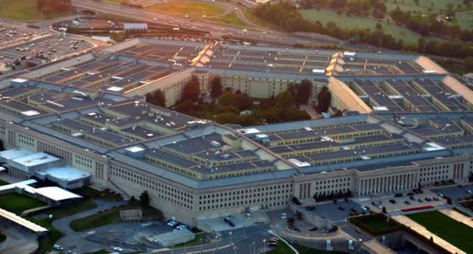 Pentagon Suppressed Report Documenting Evidence of Billions in Waste