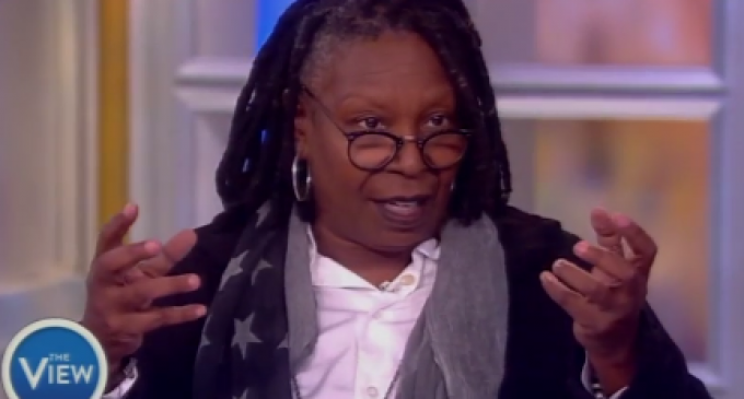 Whoopi Goldberg Believes She is More Qualified Than Trump to be President