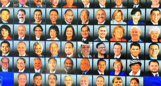 "Over 50 Democratic Congressman to Boycott Trump Inauguration ""On Principles"""