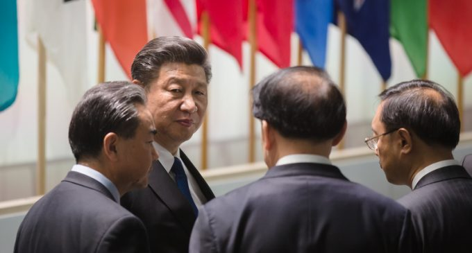"""China Warns Of """"Large-Scale War"""" With US"""