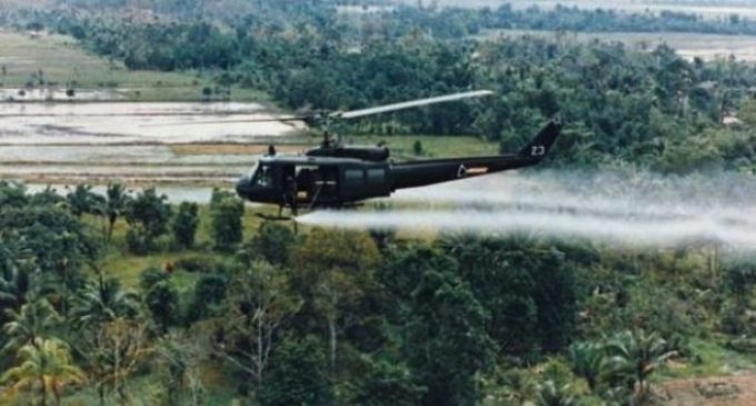 "New Data: ""The Agent Orange Curse"" to Plague Generations to Come"