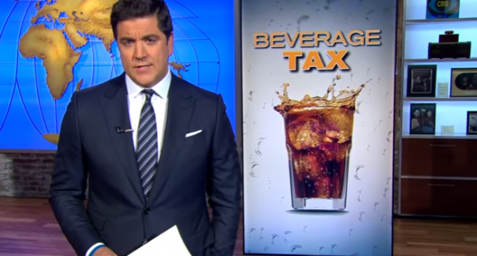 Outrage After City Imposes HUGE Tax on Soda