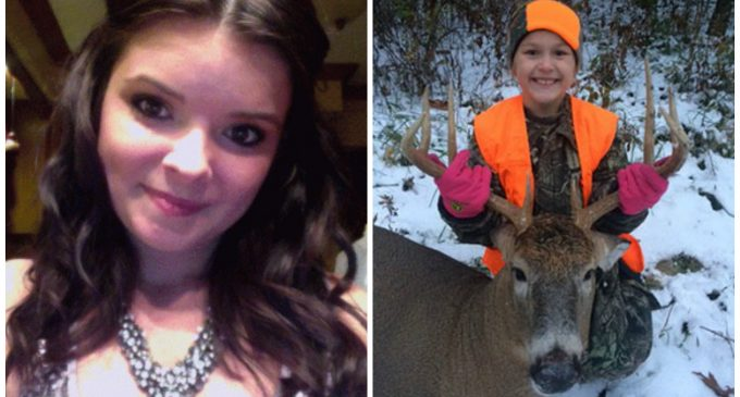 "Nine-Year-Old Girl Bullied by Teacher for Hunting Deer, ""Killing animals is not what we do!"""