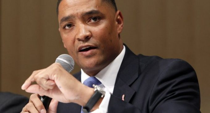 Congressional Black Caucus: 'We May Just Have to Kick Somebody's Ass' Over Police Painting Removal