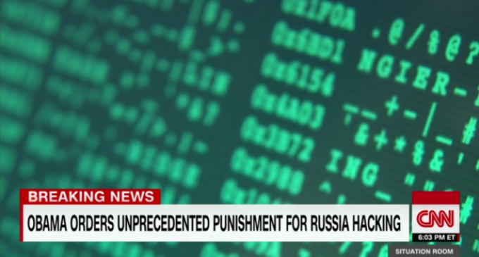 CNN's Report of Alleged Russian Hacking Shows Computers that Could Not Possibly Work