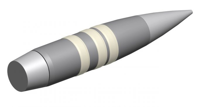 DARPA Creates Self-guided Bullets That Can Track Target