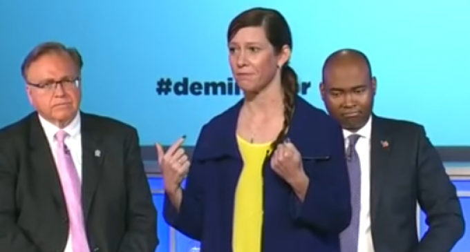 DNC Chair Candidate: My Job is to 'Shut Other White People Down'
