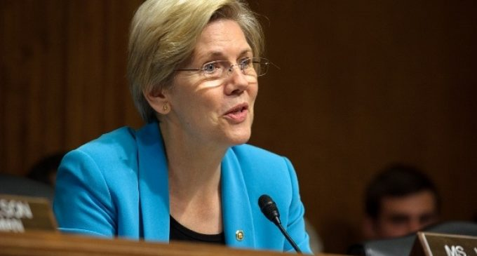 Warren Introduces Bill to Criminalize Trump's Business Ties, Make Him Impeachable