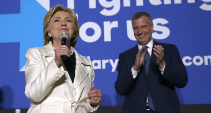 Hillary Clinton is Being Pressured to Run for Mayor of New York