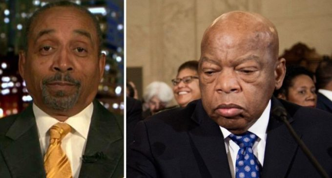Ex-Black Panther: John Lewis is a Civil Rights Turncoat