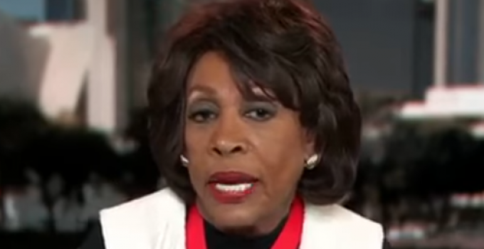 maxine_waters_trump_russia