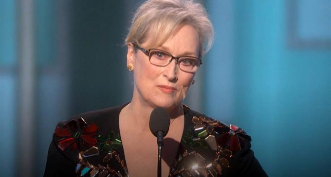Meryl Streep Fails to Realize that Conservatives Attend the Movies, Too