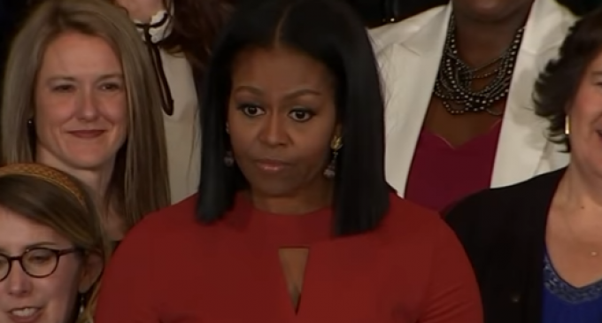 """Michelle Obama Tells Illegals: """"This Country Belongs to You"""""""