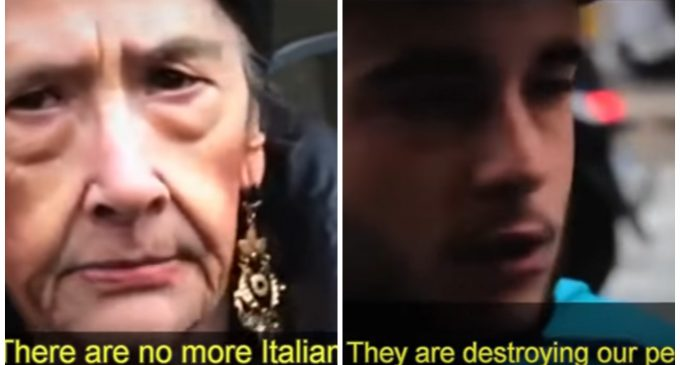 Italians Describe Islamic Takeover of Their Country, Some Call for 'Massacre'