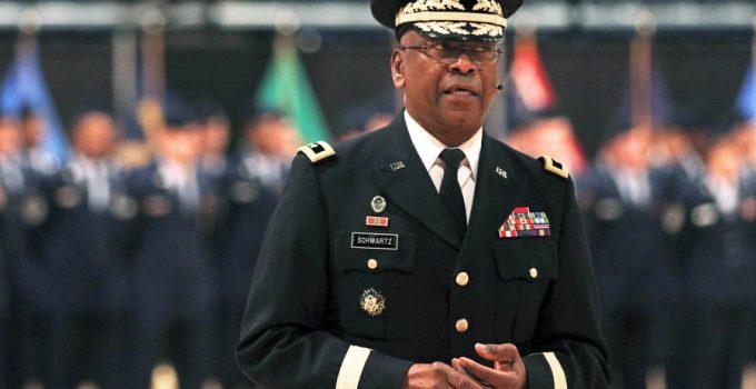 national guard head