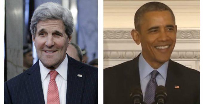 obama kerry isis